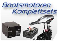 Bootsmotor Sets